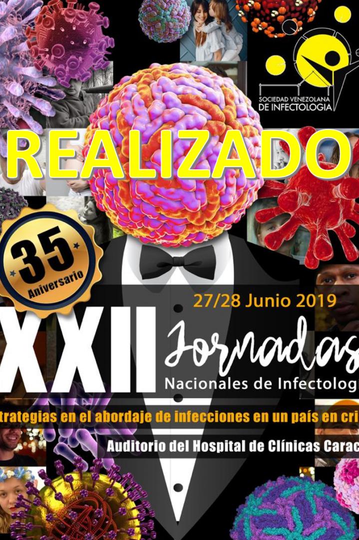 XXII Jornadas Nacionales de Infectología
