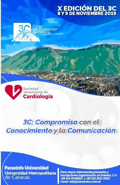 3C – Curso Cardiovascular de Caracas