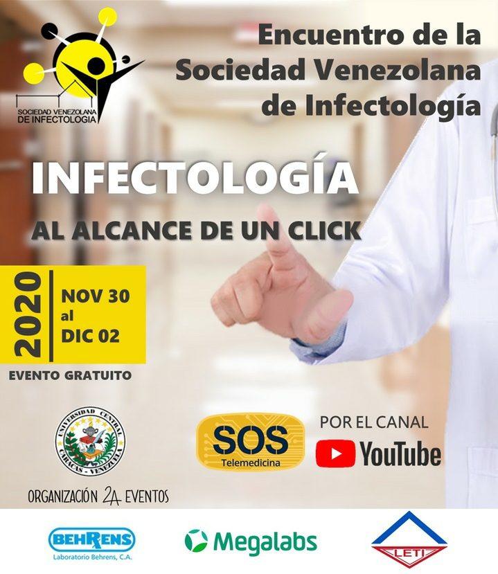 INFECTOLOGIA AL ALCANCE DE UN CLICK – ENCUENTRO DE LA SVI