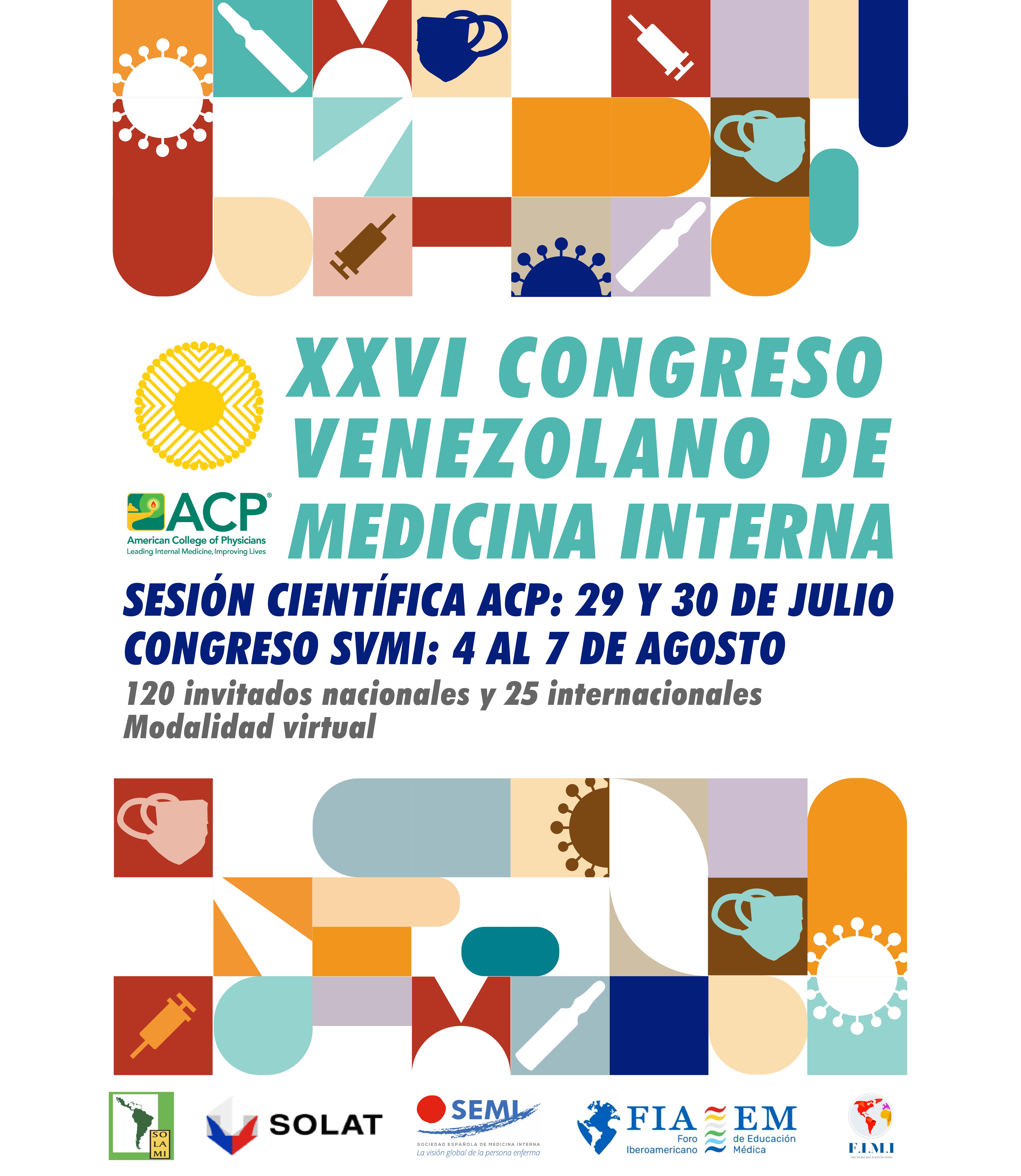 XXVI Congreso Nacional de Medicina Interna